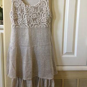 Mini dress or tunic
